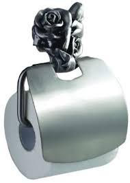 <b>Держатель туалетной бумаги Art&Max</b> Rose AM-0919-T, серебро ...