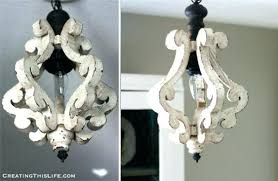 white wood chandelier white washed wood chandelier distressed white wood chandelier white washed wood sphere chandelier