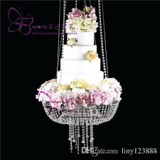 hanging chandelier cake stand hanging chandelier cake stand for pictures ideas hanging chandelier cake stand