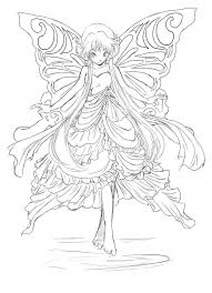 Small Picture 269 best Fairy images on Pinterest Coloring books Adult