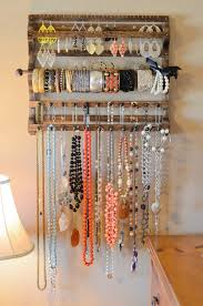 Jewelry Organizer Diy 32 Diy Earring Holder Diy Stud Earring Holder