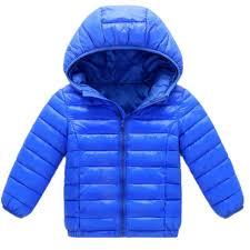 27 38 boys blue winter coats jacket kids zipper jackets boys thick winter jacket high quality boy winter coat kids clothes