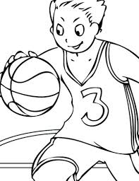 Hello kitty coloring pages . Hello Kitty Basketball Coloring Pages Sports Coloring Pages Free Coloring Pages Coloring Pages For Kids