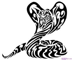 тату кобра варианты эскизов стили исполнения фото
