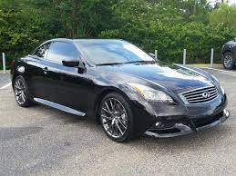 infiniti g37 convertible black. 2013 infiniti g37 gasoline with alloy wheels convertible black