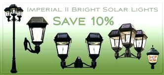 solar lamp post light landscape rock lights garden bright by sonic pure canada