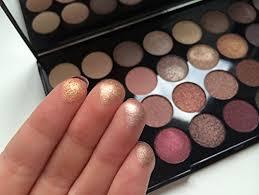 makeup revolution shimmeratte s ultra 32 eyeshadows flawless palette co uk beauty