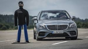 2018 Mercedes S-Class - intelligent Drive - YouTube