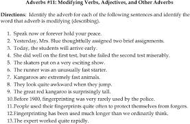 Adverb or Adjective #1 - PDF