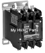 contactors for air conditioners and heat pumps 3 pole contactor