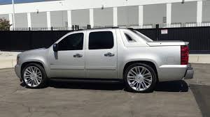 Avalanche chevy avalanche 2011 : 2011 Chevrolet Avalanche with a Crown Suspension 2/4 Lowering Kit ...