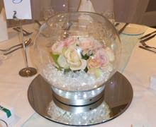 Fish Bowl Decorations For Weddings TABLE CENTERPIECES Table Centerpieces Table Decorations 72