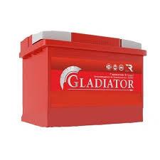 Автомобильный аккумулятор <b>GLADIATOR</b> 6CT-62.0 | Центр-<b>АКБ</b>