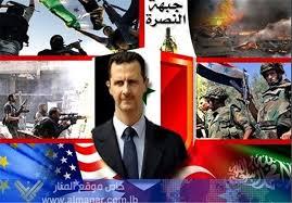 Image result for مقاومت بشار اسد و عقبنشینی آل سعود مخالفان سوری را به جان هم انداخت