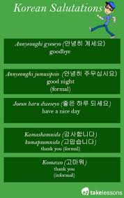 How are dates usually written and. 10 Essential Korean Phrases You Should Know