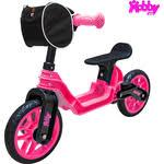 Купить <b>Беговел RT ОР503</b> Hobby bike Magestic pink black ...
