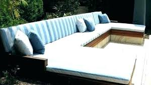 outdoor daybed cushion only replacement cover mattress for day bed cushions
