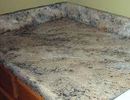 painting laminate countertops stone spray paint