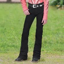 Wranlger Girls Black Q Baby Jeans