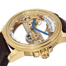 stuhrling original 257 st 334655 metropolis axis automatic stuhrling original 213a 333x30 symphony classic saturnalia bridge automatic skeleton watch for men