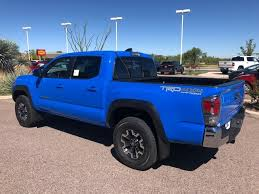 New 2020 Toyota Tacoma Trd Off Road Double Cab 5 Bed V6 At Natl