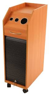 cc 9762 mobile storage cabinet trolley