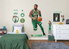 kyrie irving life size officially licensed nba removable wall decal fathead wall decal