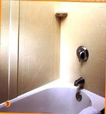 cultured marble bathtub surround