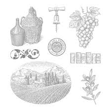 Image result for tuscan vineyard stampin up
