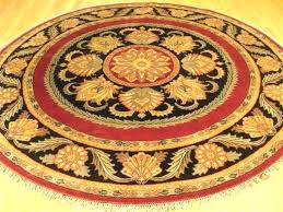 9 foot rug 9 foot round area rugs photo 1 of 4 image of round braided