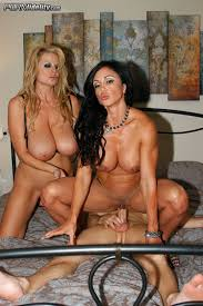 Saucy Kelly Madison licks busty Jewels Jade s pussy while she is.