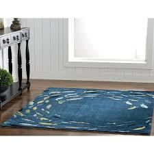 fish area rug fish hand tufted ivory navy area rug fish area rug