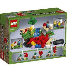 Lego Minecraft 21153 De Schapenboerderij Supra Bazar U Vindt Er