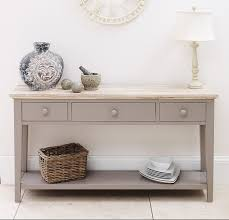 stunning florence console table quality kitchen hall console table colour choice
