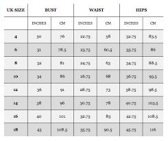 Asos Clothing Size Chart Asos Clothing Size Chart Clothing Size Chart Petite Size