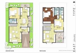 south facing house plans with photos lovely south facing house plans 30x40 north facing house
