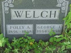 """Mary Ann """"Polly"""" Nelson Welch (1856-1938) - Find A Grave Memorial"""