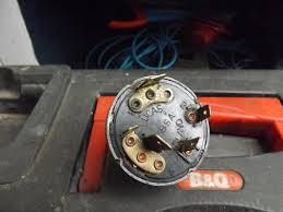 wiring starter motor to switch thanks