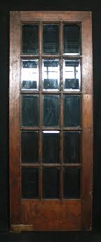 30 x 80 interior door antique interior french swinging birch door beveled glass 30 x 80 interior door with window