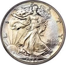 1935 Silver Half Dollar Value Chart