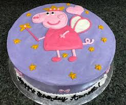 Amazon Peppa Pig Birthday Cake Then Peppa Pig And George Birthday