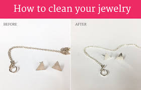 caring for sterling silver and 14k gold filled jewelry