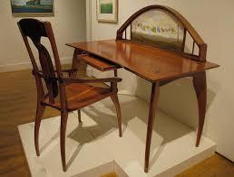 image of vintage office furniture