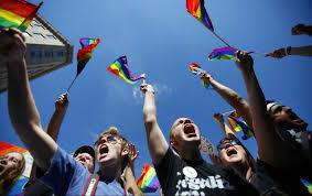Gay and lesbian social movements