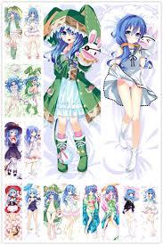 <b>Anime Dakimakura</b> Body <b>DATE</b> A LIVE Yoshino 150x50cm ...