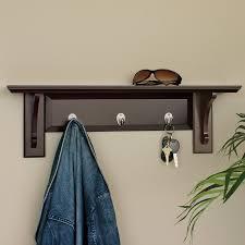 Room And Board Coat Rack Interior Black Polished Wooden Coat Rack Having Steel Hook And Board 56