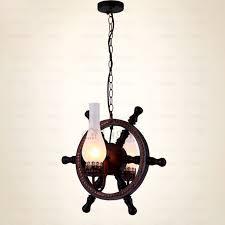nautical pendant lights. rudder nautical large pendant lights wrought iron fixture 9