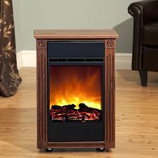 tabletop electric fireplace accent power tower zurich tabletop retro electric fireplace