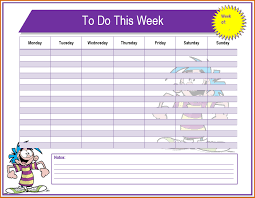 word template to do list 6 to do list template word authorizationletters org