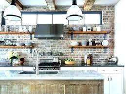 brick wall wood shelves marble floating shelf for vessel sink bedroom gray cabinet with white top brick wall wood shelves